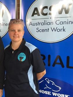 Best Scentwork Dog Training Parramatta